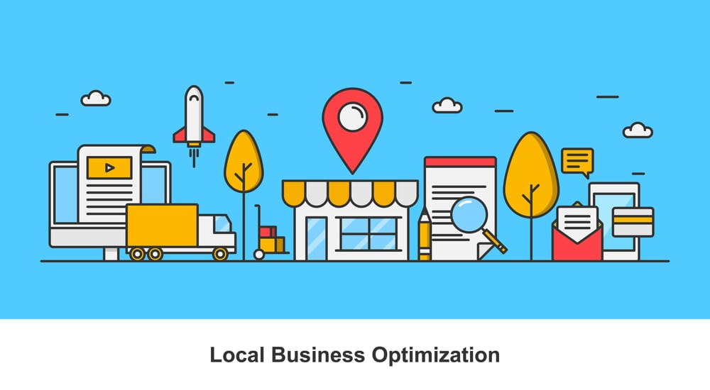 local business seo optimize