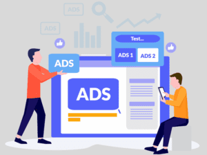 paid ads computer