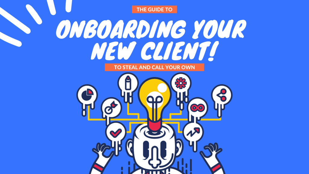 the guide to onboarding new clients