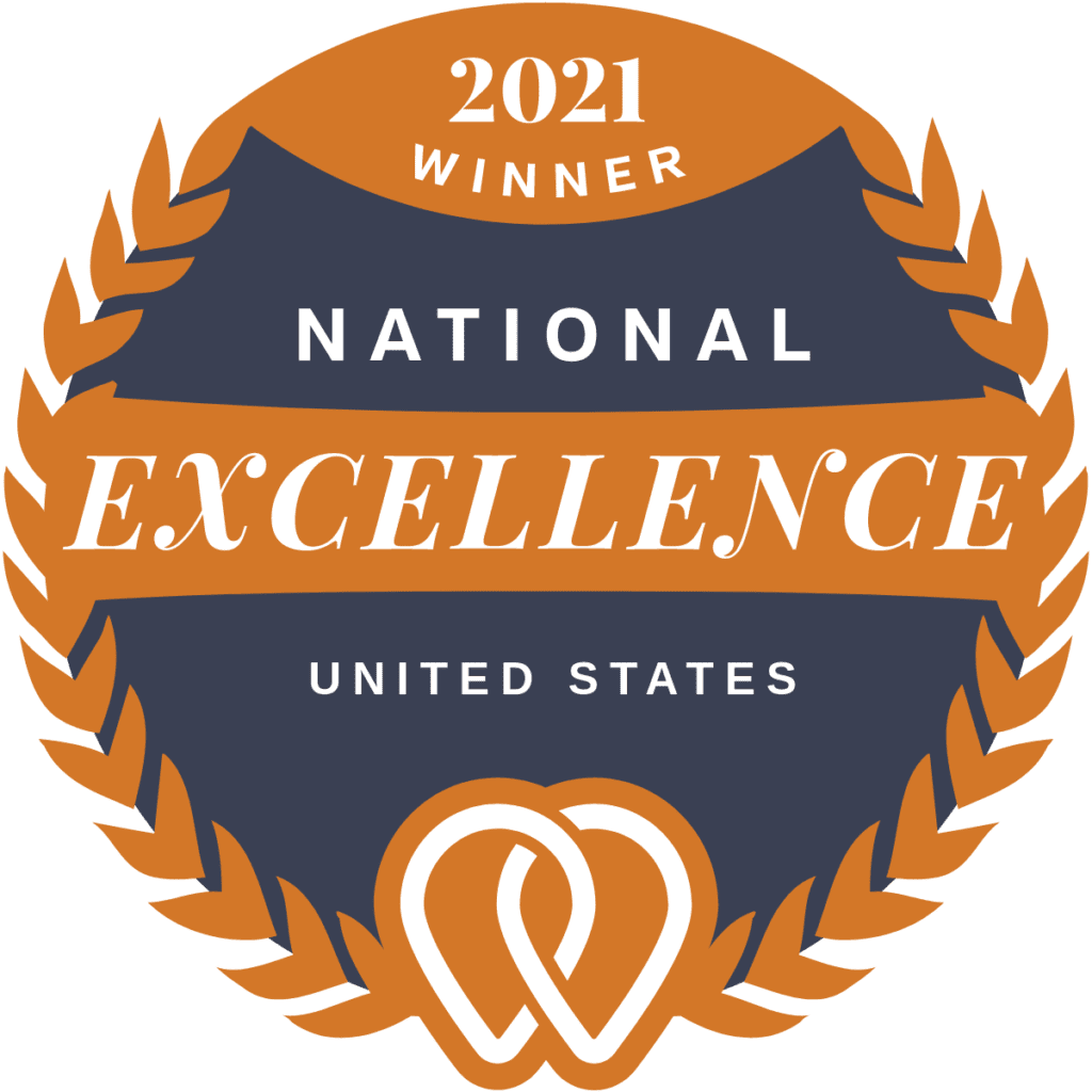 National Excellence Award