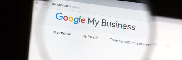 google my business get on map custom crop