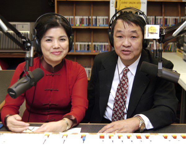 Duong Phuc & Vu Thanh Thuy - 052 - Author Surviving vietnam war and aftermath